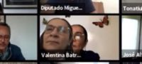 Cachan a diputada de Morena usando foto para 'zafarse' de sesión virtual