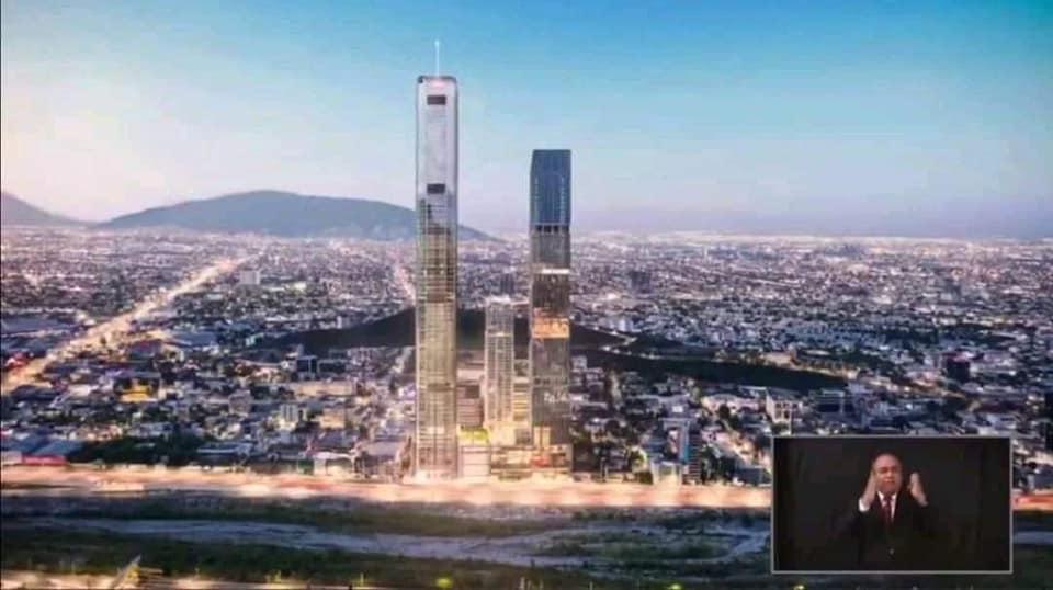 Tendrá Monterrey la torre más alta de latinoamérica