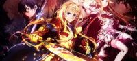 En octubre podría llegar 'Sword Art Online Alicization' a Netflix.