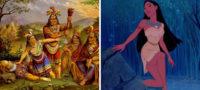 'Pocahontas' en la vida real: Conoce la apasionada historia de la princesa que inspiró a Disney