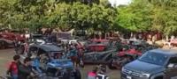 'El COVID nos la pela'; cientos de jóvenes realizan fiesta masiva en Sinaloa