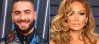 Jennifer López y Maluma se vuelven tendencia en redes por estreno de 2 temas