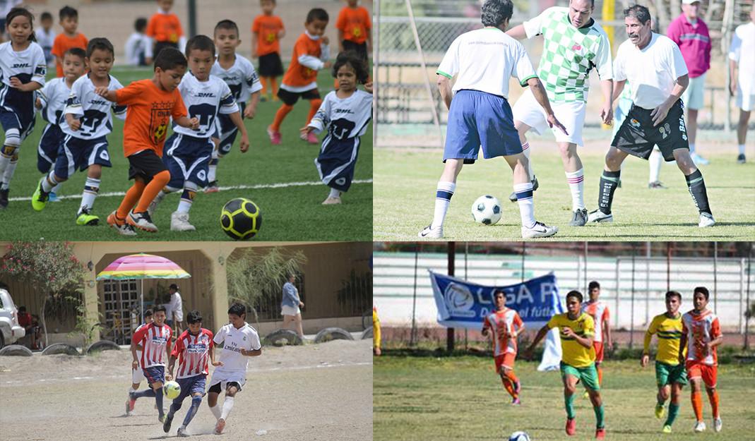 Desde 'Atlético Pandemia' hasta 'Inter Covid'; 13 ligas de fútbol de Torreón se burlan del Covid-19