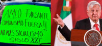 """Que se vengan los """"machuchones"""" de FRENAAA al Zócalo, no pasa nada: AMLO"""