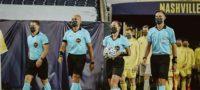 Mujer árbitro MLS
