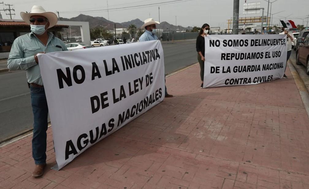 Chihuahua se presentará ante tribunales internacionales por conflictos de agua