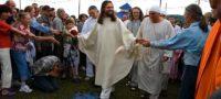 Arrestan a falso Jesucristo en Siberia; extorsionó y maltrató a sus fieles