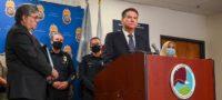 Jefe de la DEA exige a AMLO apoyo para detener el narcotráfico de drogas entre México y EU