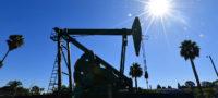 Petróleo al dia caída, EU
