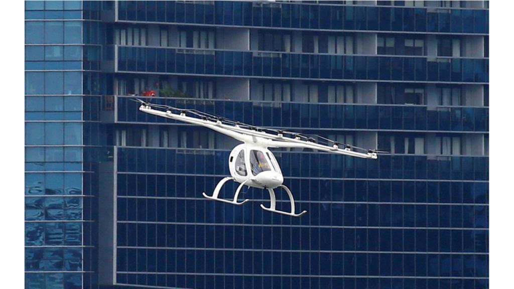 GM construirá autos voladores.