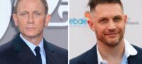 Tom Hardy podría sustituir a Daniel Craig como James Bond