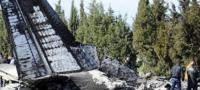Mueren 25 soldados en accidente de avión militar ucraniano