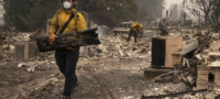 Suma 33 los muertos por incendios en California