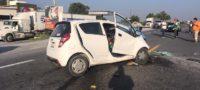 Muere mujer monclovence en carreterazo, en carretera 53 Monclova-Monterrey