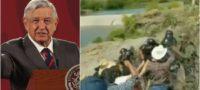 Afirma AMLO que entregará el agua de Chihuahua a EU, aunque el gobernador no esté de acuerdo