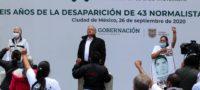 Propone AMLO que detenidos por el caso Ayotzinapa sean testigos protegidos