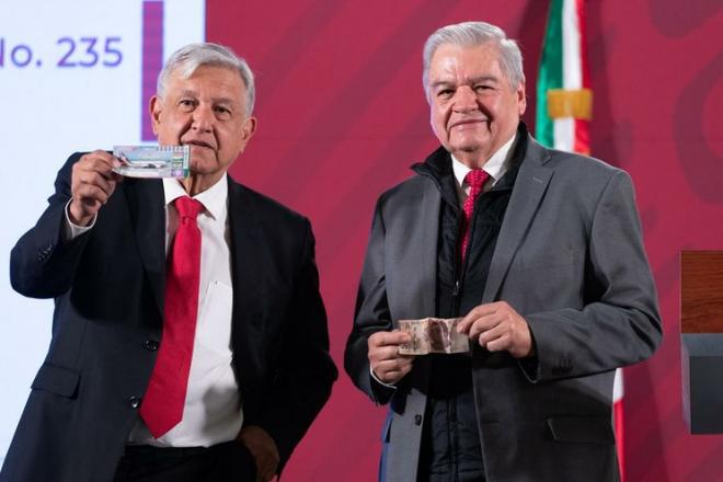 ¡Se cumplió la meta! Se vendieron los 'cachitos' para la rifa del avión presidencial: AMLO