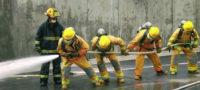 Capacitación a empresas por parte de protección civil y bomberos de ramos