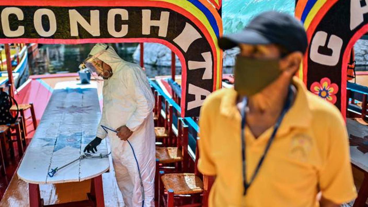 Rebasa México las 70 mil muertes por la pandemia