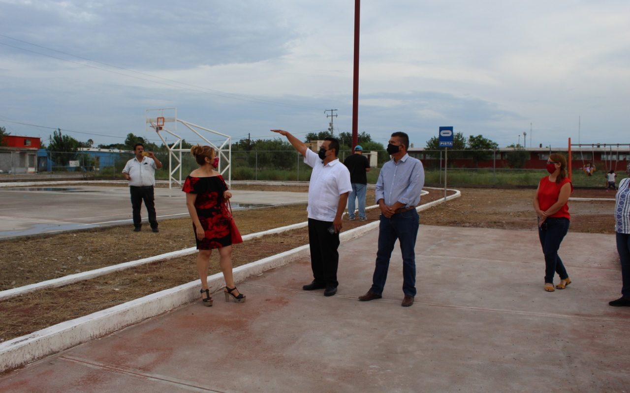 Abrirán parque recreativo en la colonia Libertad de Castaños