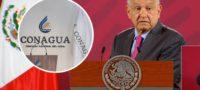 Anunció AMLO limpia de la CONAGUA y al día siguiente renunciaron 6 altos mandos