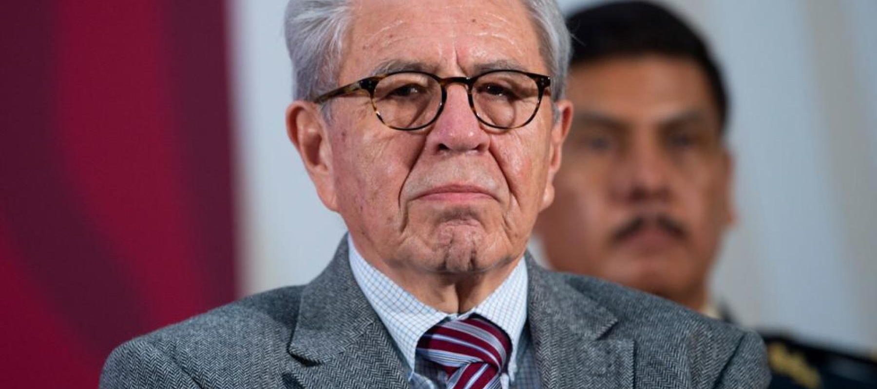 Comparece Jorge Alcocer ante el Senador por resultados de la pandemia del COVID-19