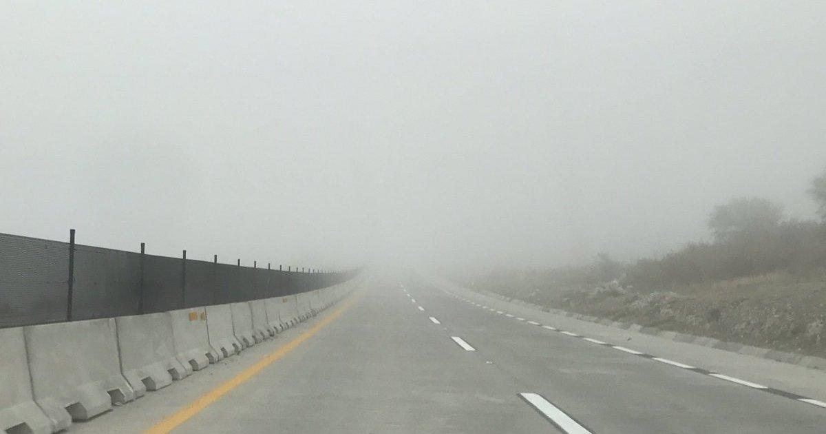Reaperturan la circulación de la carretera Saltillo – Monterrey solo con dirección a Saltillo