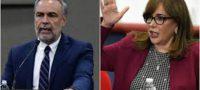 Yeidckol Polevnsky acusa al actual dirigente de MORENA de pisotear los valores del partido
