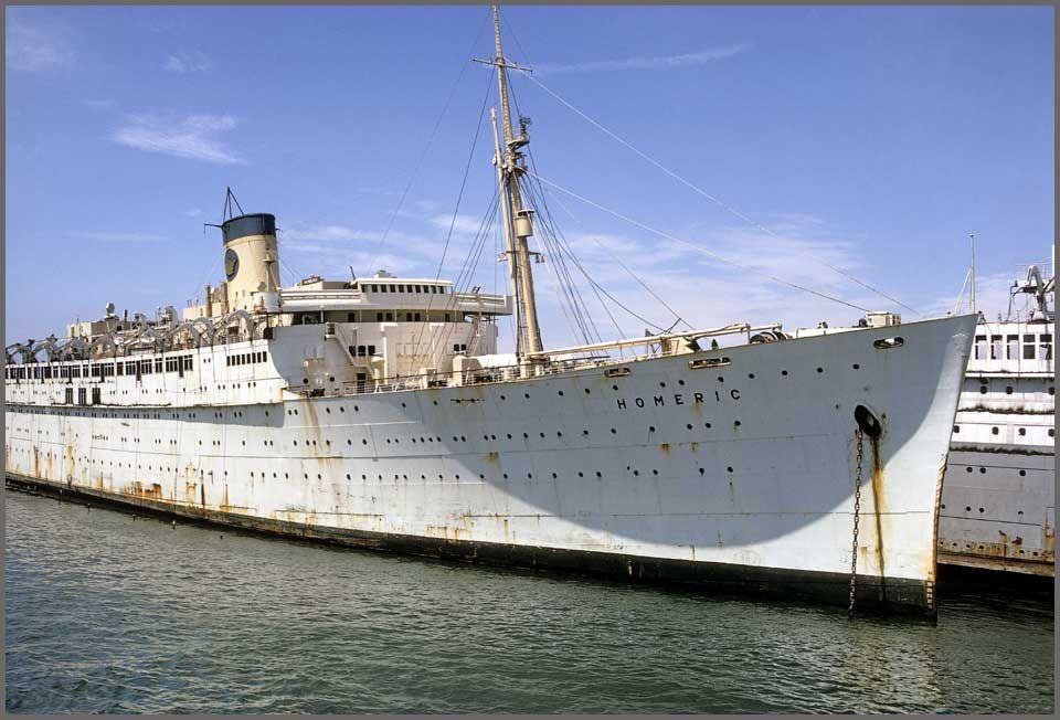 Cruceros van a depósitos de chatarras ante Covid-19