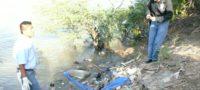 Se lo 'traga' el Río Bravo: un pescador encontró el cuerpo sin vida de un hombre mientras paseaba