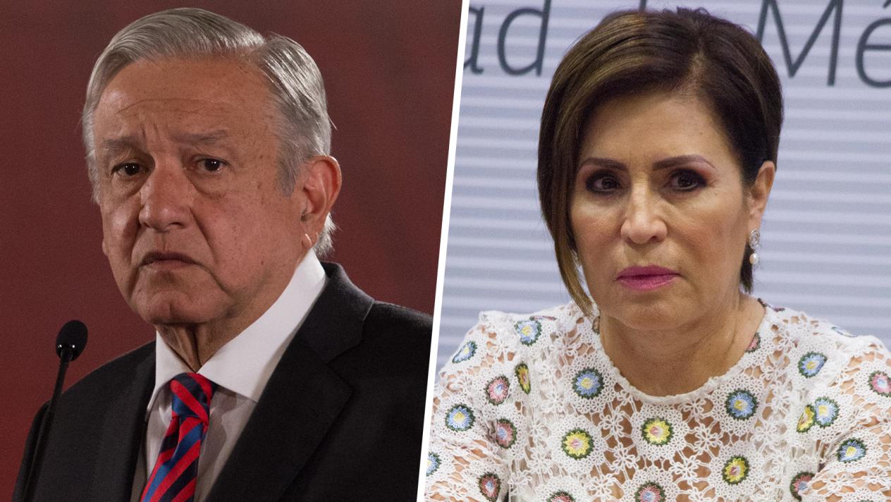 AMLO me exhibe como trofeo contra la lucha de la corrupción: Rosario Robles