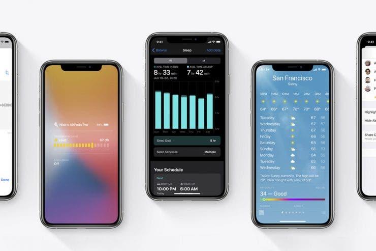 """Lanza Apple nuevos sistemas operativos """"iOS 14"""", """"watchOS 7"""" y  iPadOS 14"""