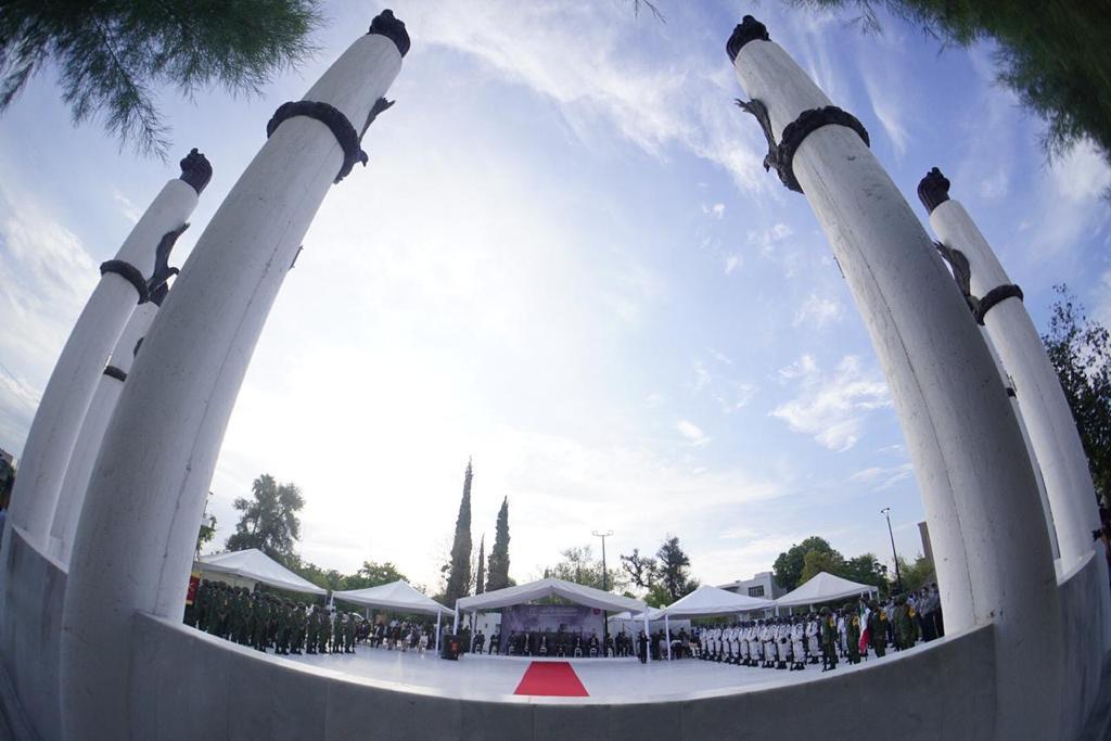 Monumento a los Niños Héroes en Torreón