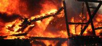 Pierden todo por segunda vez debido al fuego en la colonia Ampliación San José