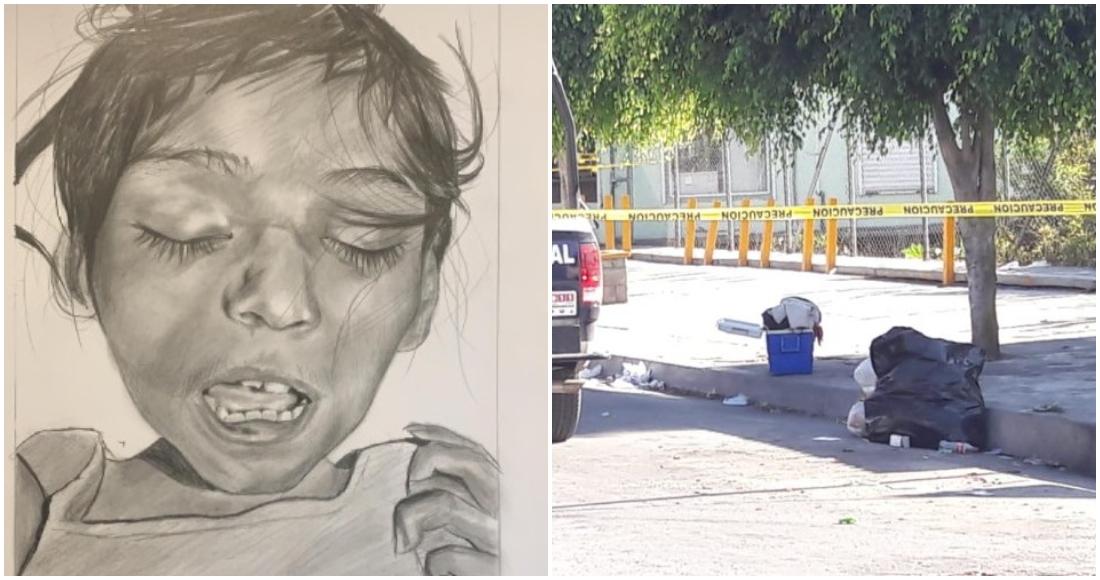 Abandonan cadáver de niña dentro de una hielera en Tijuana: no hay culpables ni familia que reclame