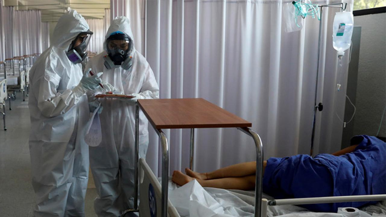 Participarán pacientes con Covid-19 en CDMX en ensayo para medicamentos contra el virus