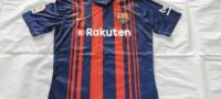 Filtran posible diseño del jersey del FC Barcelona para la temporada 2021-2022
