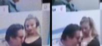 Diputado dimite a su cargo tras ser captado en vivo besando los pechos de una mujer