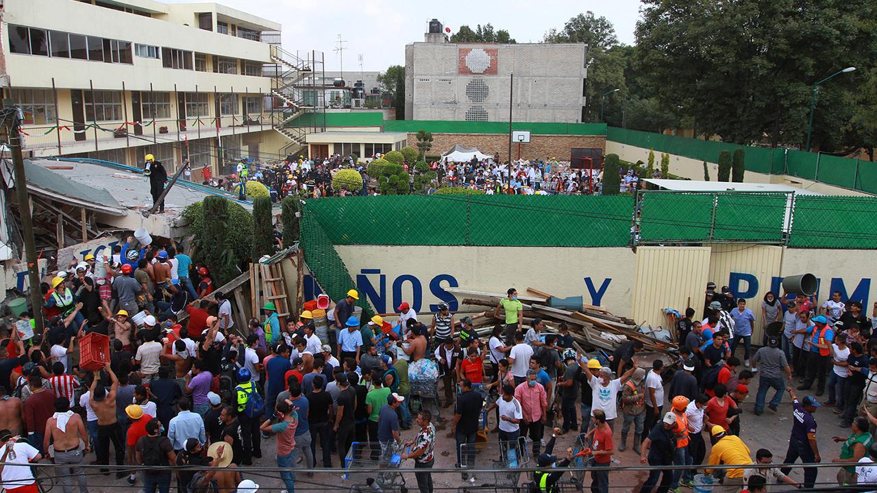 """Pide FGR 57 años de prisión para """"Miss Moni"""", dueña del colegio Rébsamen"""