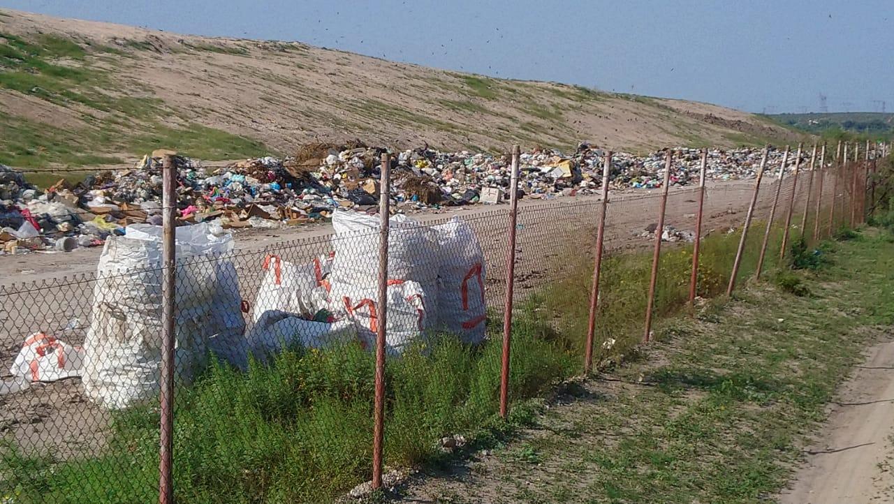 Salvarán alcaldes del patronato de limpieza el relleno sanitario.