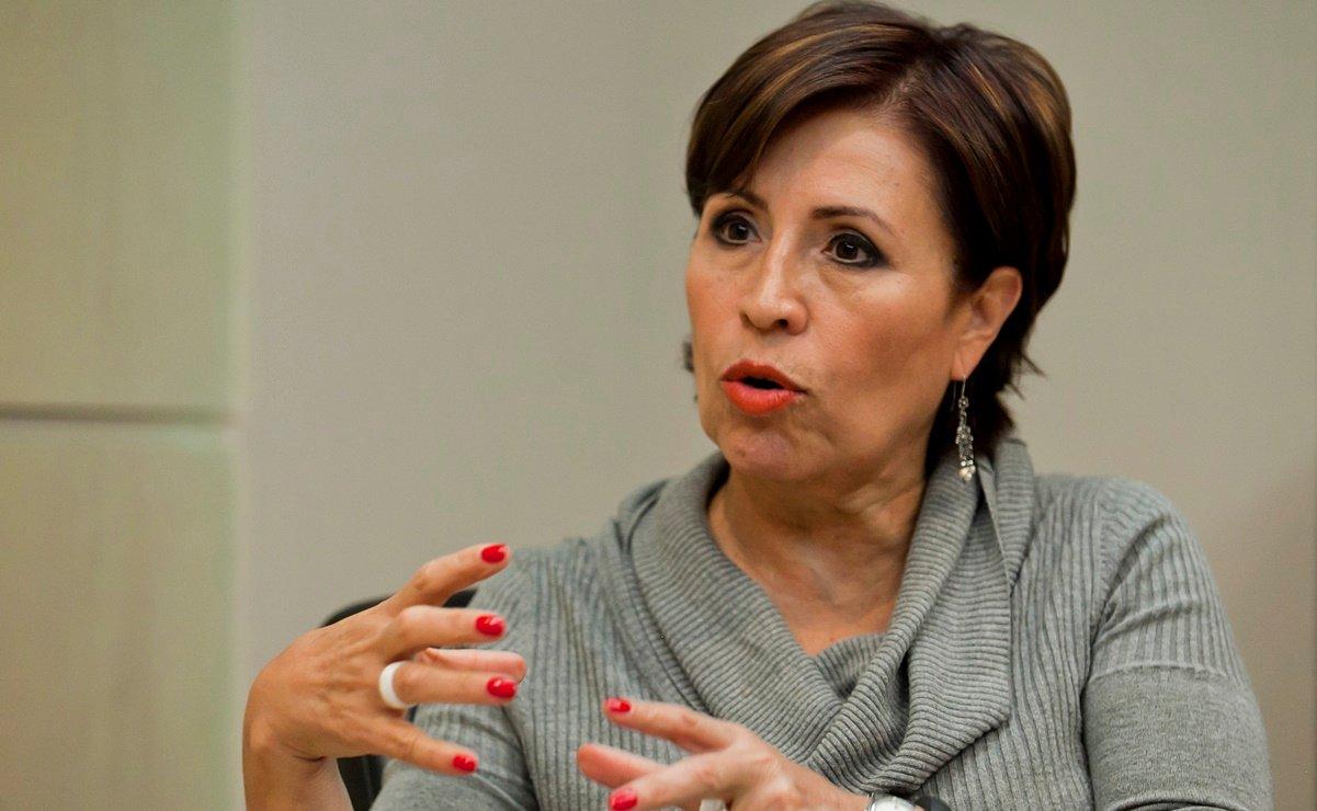 Desesperada por probar su inocencia, Rosario Robles pidió citar a declarar a 15 testigos, entre ellos Colmenares y Zebadúa