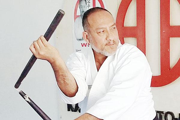 Reconocen el trabajo deportiva del sensei Armando Medina.