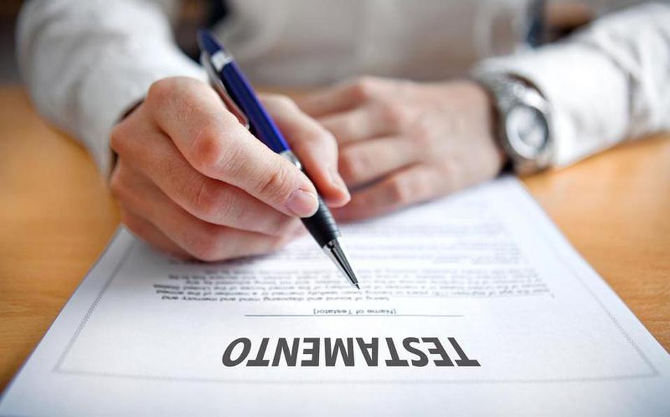 Crecerá un 400% trámites de testamentos en septiembre y octubre: Secretaría de Gobernación y notarios