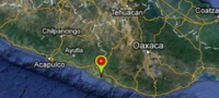Sismo de 4.9 grados de magnitud sacude Oaxaca