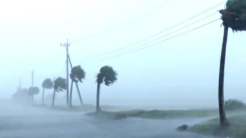 Tifón Haishen aterriza en Corea del Sur tras golpear el sur de Japón