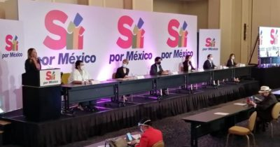 400 organizaciones sociales, empresariales y política lanzan agenda ciudadana para resolver problemas del país