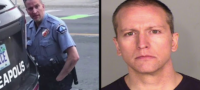 Liberan bajo fianza a Derek Chauvin, el policía que mató a George Floyd