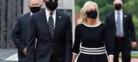 Joe Biden y su esposa son negativos al COVID-19; espero esto sirva como recordatorio para cuidarnos más, declaró