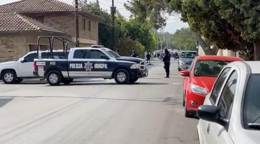 Última Hora | Reportan a hombre asesinado por arma de fuego en Saltillo
