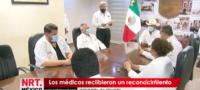 Reconocen a médicos de Frontera